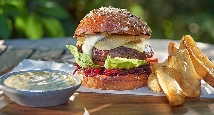 Wagyuroo Burger